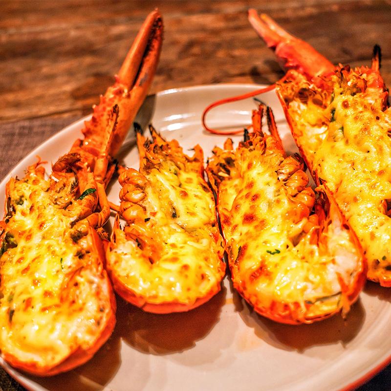 mentaiko lobster
